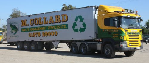 M. Collard lorry